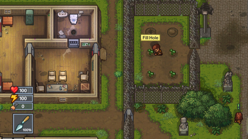 Screenshot 3 - The Escapists 2