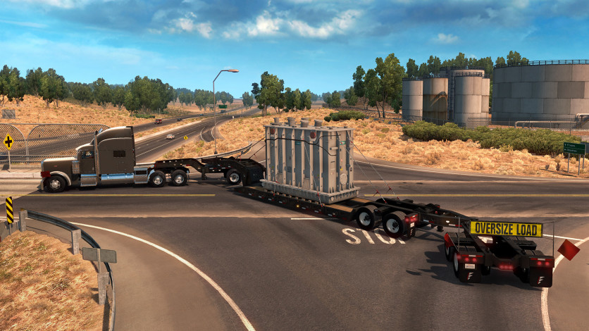 Screenshot 6 - American Truck Simulator - Heavy Cargo Pack