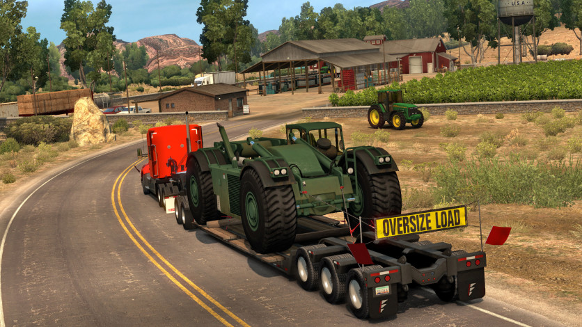 Screenshot 9 - American Truck Simulator - Heavy Cargo Pack