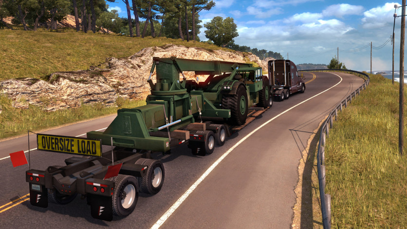 Screenshot 5 - American Truck Simulator - Heavy Cargo Pack
