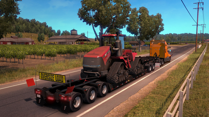 Screenshot 3 - American Truck Simulator - Heavy Cargo Pack