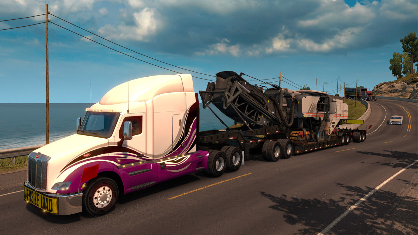 Screenshot 4 - American Truck Simulator - Heavy Cargo Pack