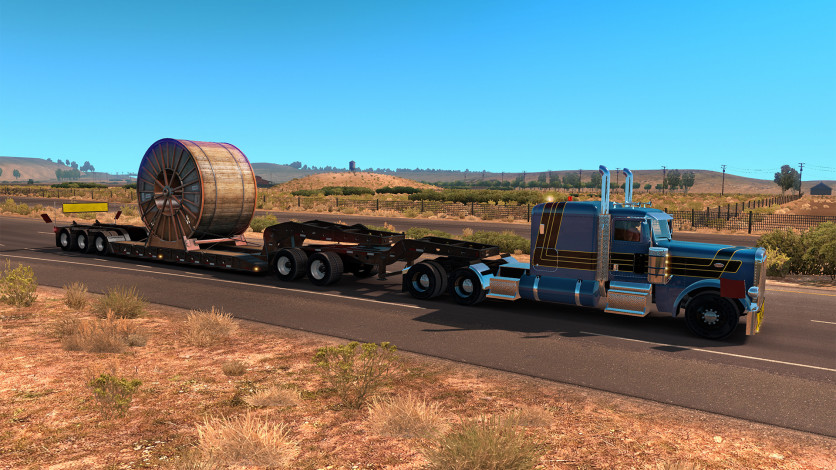 Screenshot 8 - American Truck Simulator - Heavy Cargo Pack