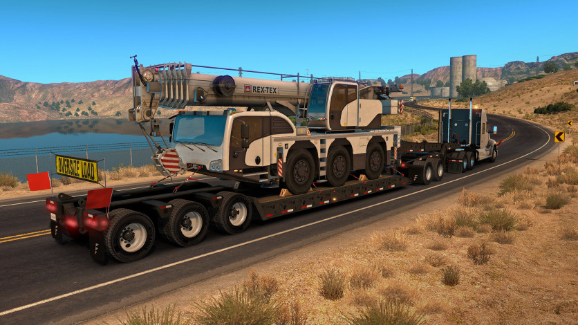 Screenshot 7 - American Truck Simulator - Heavy Cargo Pack