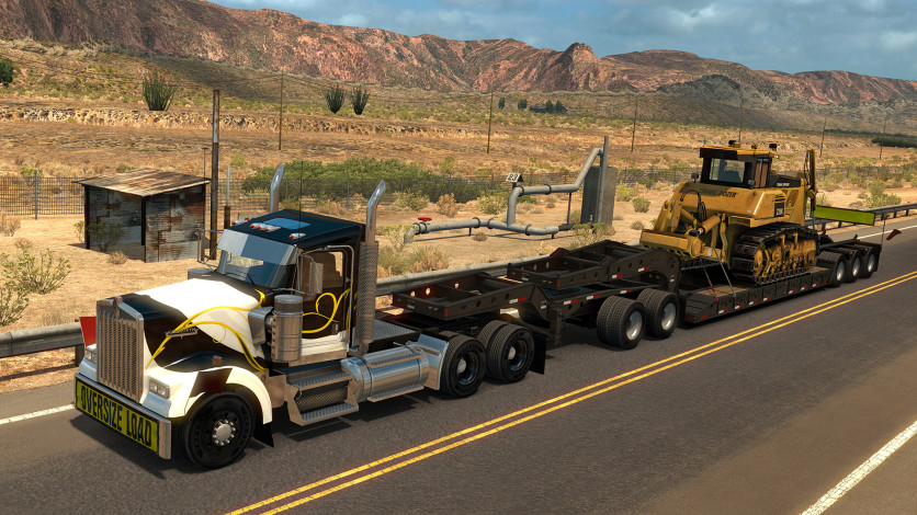 Screenshot 2 - American Truck Simulator - Heavy Cargo Pack