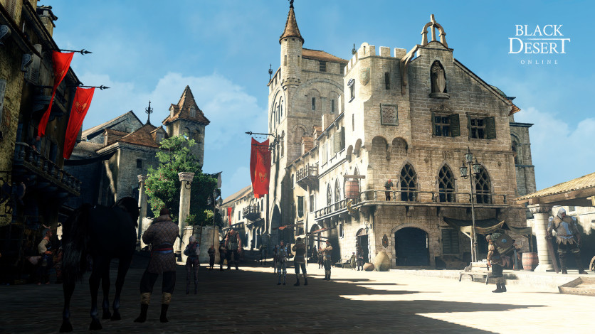 Screenshot 12 - Black Desert Online - Prime