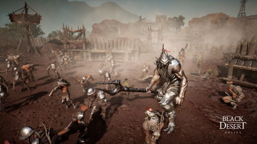 Screenshot 11 - Black Desert Online - Prime