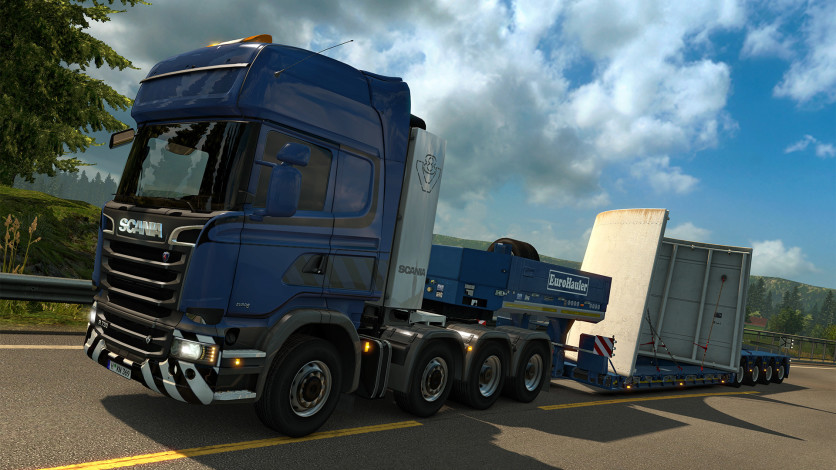 Screenshot 8 - Euro Truck Simulator 2 - Heavy Cargo Pack
