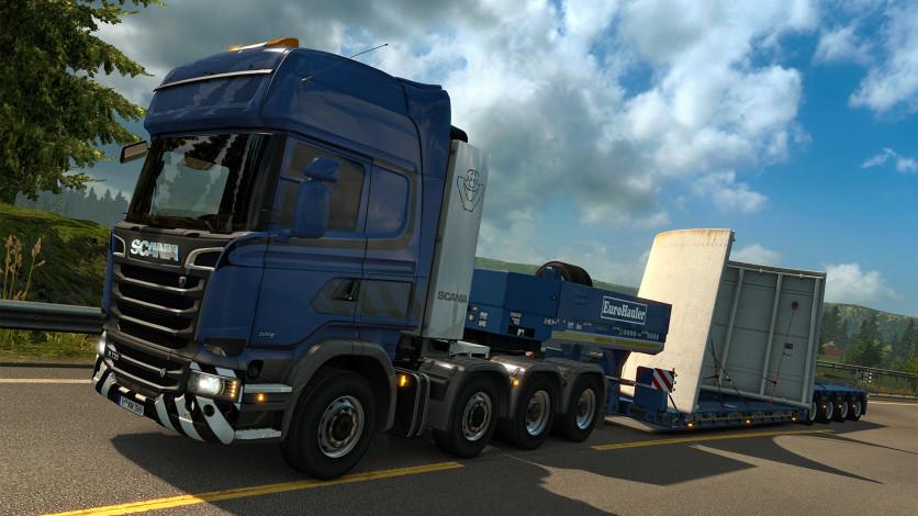 Screenshot 8 - Euro Truck Simulator 2 - Heavy Cargo Pack