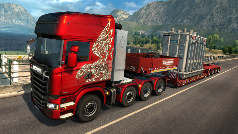 Screenshot 3 - Euro Truck Simulator 2 - Heavy Cargo Pack