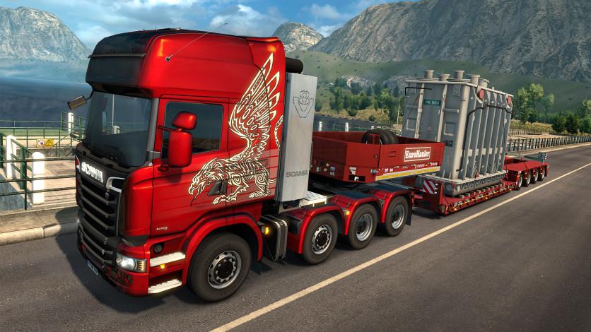 Euro Truck Simulator 2 - Heavy Cargo Pack - PC - Buy it at Nuuvem