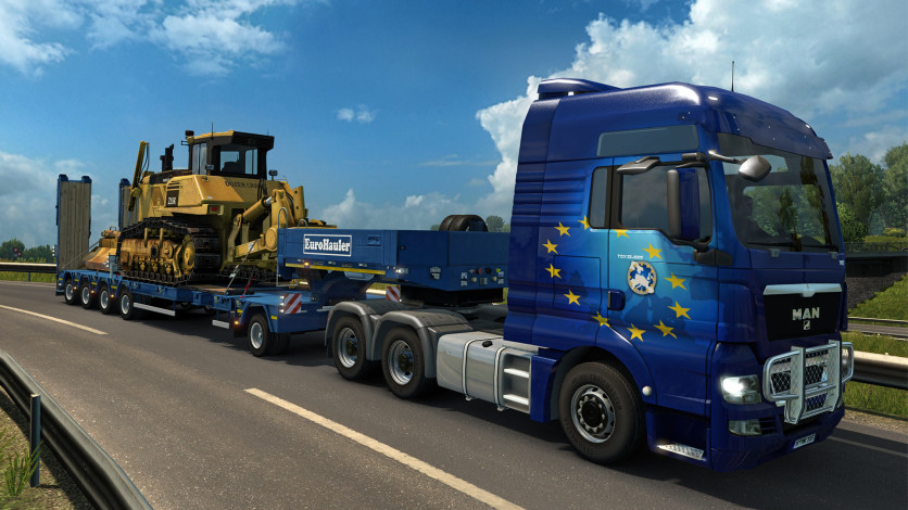 Screenshot 6 - Euro Truck Simulator 2 - Heavy Cargo Pack