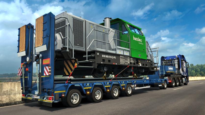 Screenshot 2 - Euro Truck Simulator 2 - Heavy Cargo Pack