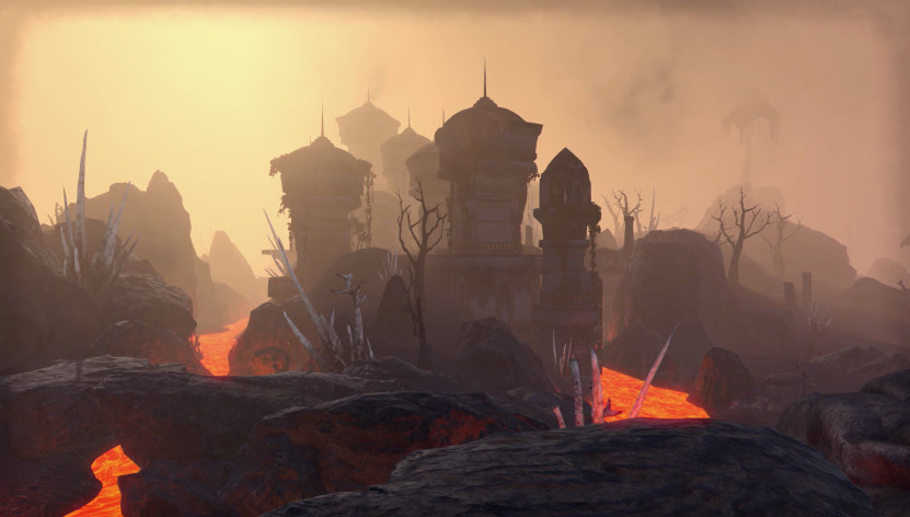 Screenshot 4 - The Elder Scrolls Online - Morrowind Digital Collector's Edition