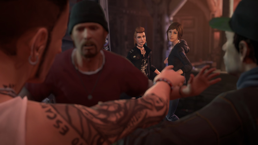 Screenshot 4 - Life is Strange: Before the Storm Deluxe Edition