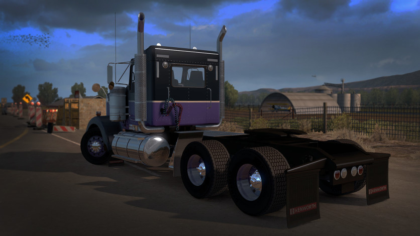 Screenshot 4 - American Truck Simulator - Wheel Tuning Pack