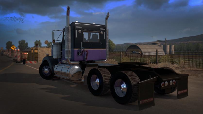 Screenshot 4 - American Truck Simulator - Wheel Tuning Pack