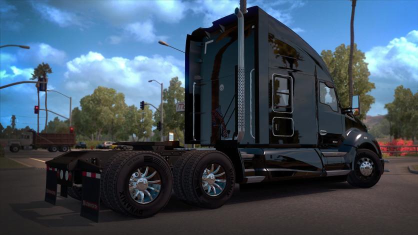 Screenshot 3 - American Truck Simulator - Wheel Tuning Pack