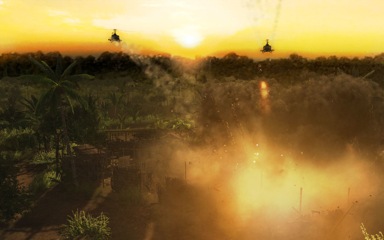 Screenshot 2 - Men of War: Vietnam Special Edition Upgrade Pack