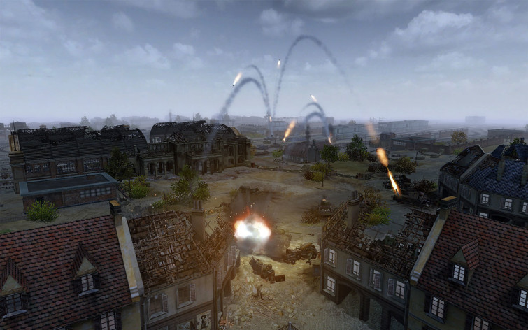 Screenshot 25 - Men of War: Assault Squad Pack