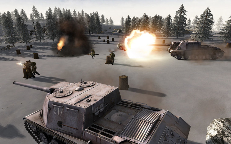 Screenshot 2 - Men of War: Assault Squad Pack