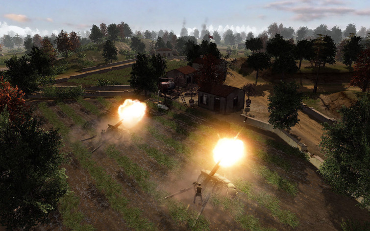 Screenshot 36 - Men of War: Assault Squad Pack