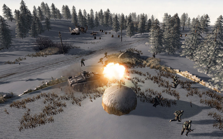 Screenshot 3 - Men of War: Assault Squad Pack