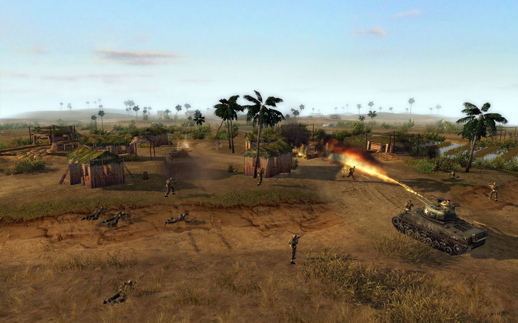 Screenshot 24 - Men of War: Assault Squad Pack