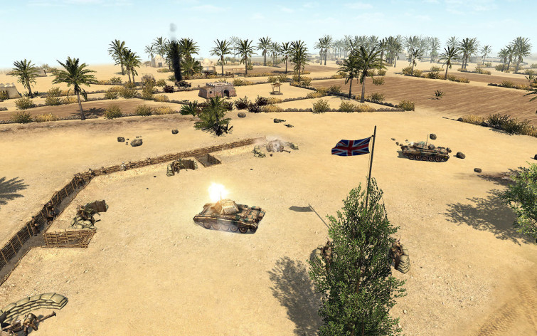 Screenshot 27 - Men of War: Assault Squad Pack