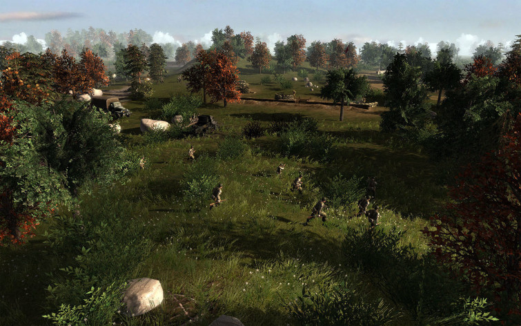 Screenshot 35 - Men of War: Assault Squad Pack