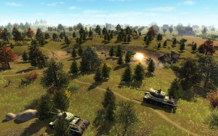 Screenshot 21 - Men of War: Assault Squad Pack