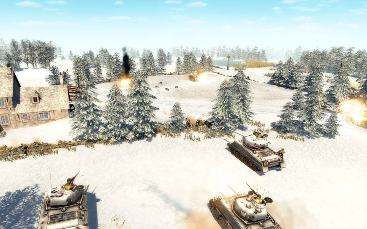 Screenshot 17 - Men of War: Assault Squad Pack