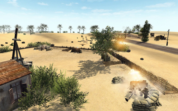 Screenshot 29 - Men of War: Assault Squad Pack
