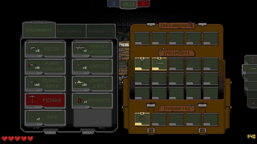 Screenshot 4 - Miner Meltdown
