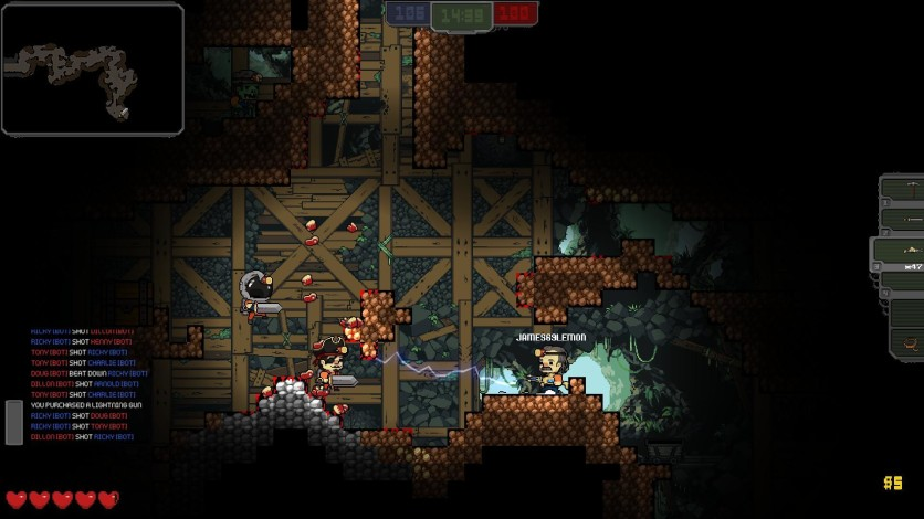 Screenshot 3 - Miner Meltdown