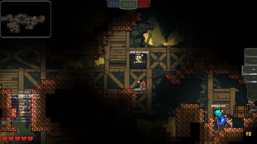 Screenshot 5 - Miner Meltdown
