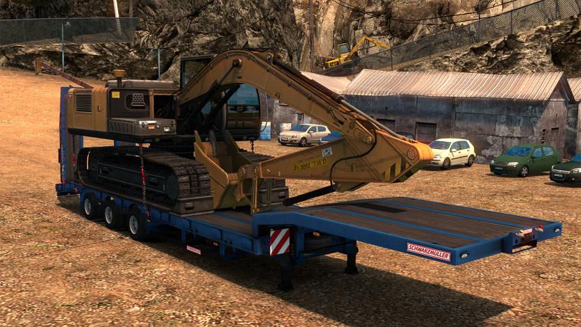 Screenshot 3 - Euro Truck Simulator 2 - Schwarzmüller Trailer Pack