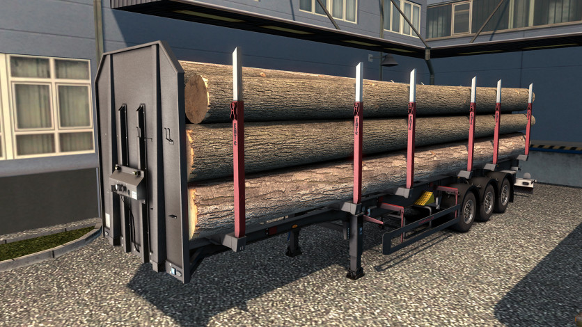 Screenshot 7 - Euro Truck Simulator 2 - Schwarzmüller Trailer Pack
