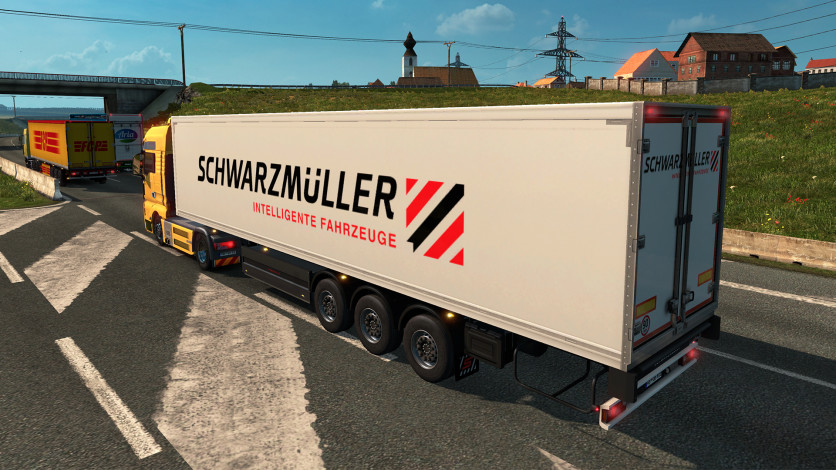 Screenshot 6 - Euro Truck Simulator 2 - Schwarzmüller Trailer Pack