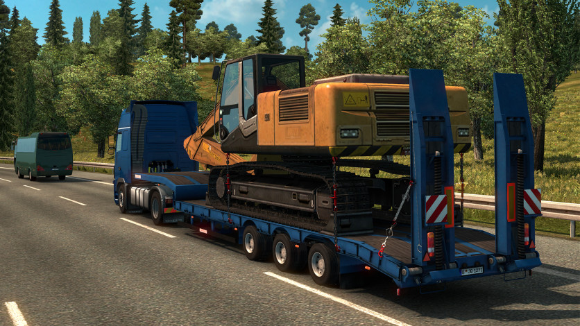 Screenshot 9 - Euro Truck Simulator 2 - Schwarzmüller Trailer Pack