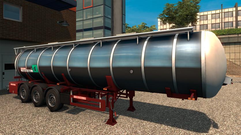 Screenshot 5 - Euro Truck Simulator 2 - Schwarzmüller Trailer Pack
