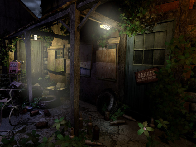 Screenshot 22 - Barrow Hill: The Dark Path