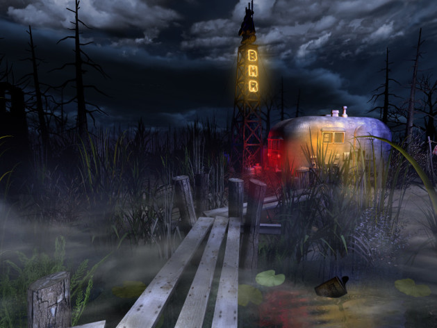 Screenshot 21 - Barrow Hill: The Dark Path
