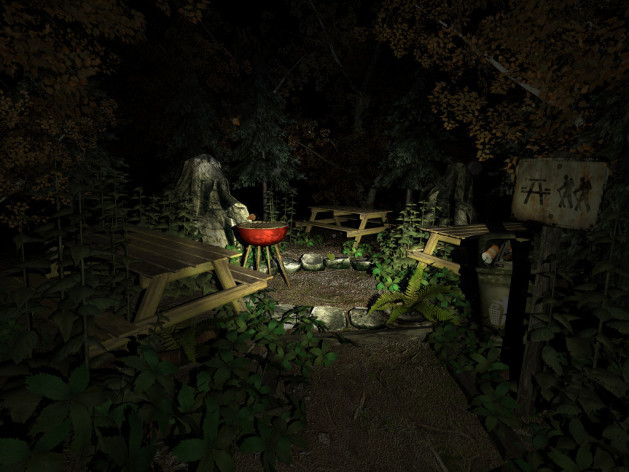 Screenshot 15 - Barrow Hill: The Dark Path