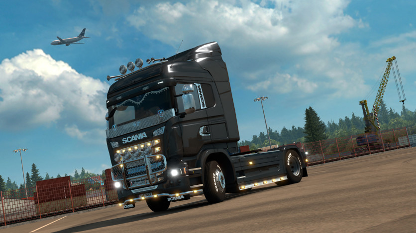 Screenshot 13 - Euro Truck Simulator 2 - Mighty Griffin Tuning Pack