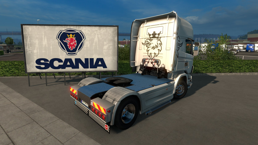 Screenshot 12 - Euro Truck Simulator 2 - Mighty Griffin Tuning Pack