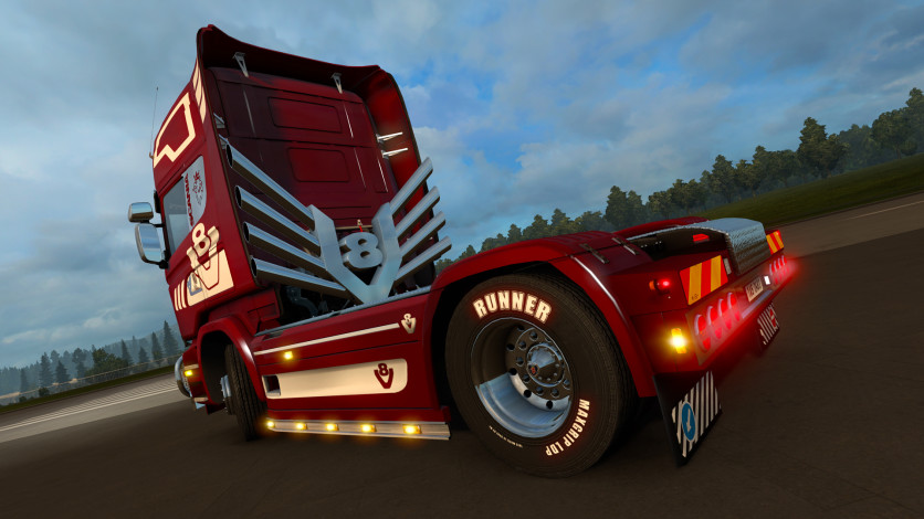 Screenshot 5 - Euro Truck Simulator 2 - Mighty Griffin Tuning Pack
