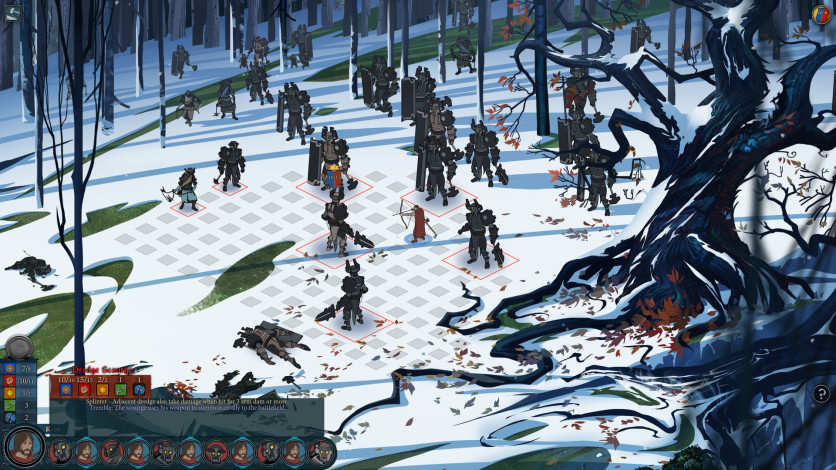 Screenshot 19 - The Banner Saga 2
