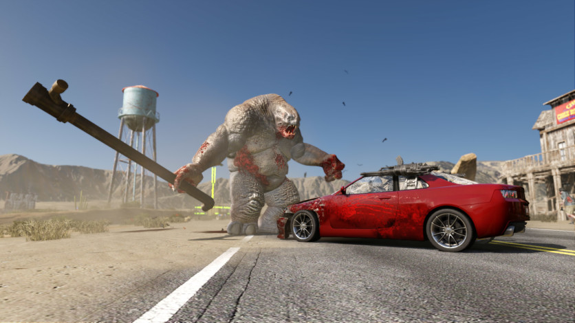 Screenshot 7 - Gas Guzzlers Extreme: Full Metal Zombie