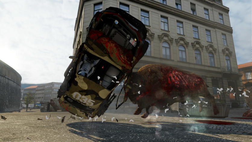 Screenshot 9 - Gas Guzzlers Extreme: Full Metal Zombie
